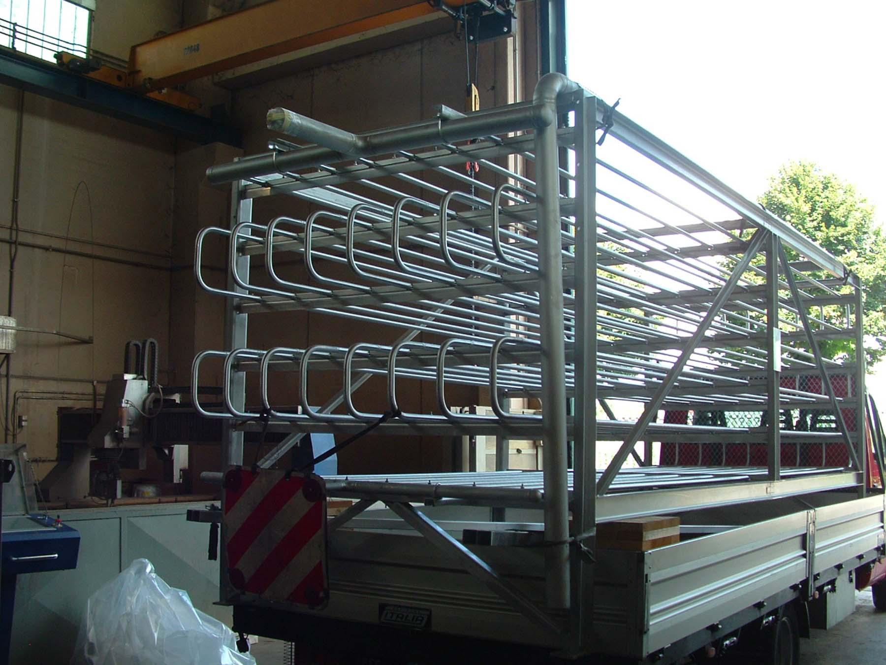 Evaporatore alta pressione | Carpenteria Locatelli Bergamo